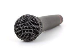 Funkmikrofon für die beste Karaoke Maschine