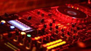 Mixer-Mischpult-Musik-Karaoke